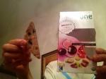 Biscotti Goji-Cherry Pistachio
