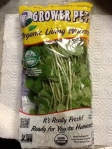 Certified Organic Living Watercress from Grower Pete's