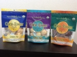 Coco-Roons Flavors: Lemon Pie, Vanilla Maple and Brownie