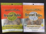 Brussel Bytes- Brussels-Coconut Snack Mix Flavors: Chili Pumpkin Seed Crunch and Tamarind Apple Crunch