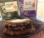 Raw Vegan Superfood Multi-Layer Cake and products used #6