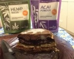 Raw Vegan Superfood Multi-Layer Cake and products used #5