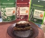 Raw Vegan Superfood Multi-Layer Cake and products used #4