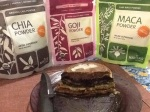 Raw Vegan Superfood Multi-Layer Cake and products used #3