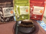 Raw Vegan Superfood Multi-Layer Cake and products used #2