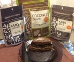 Superfood Multi-layer Cake and products used #1